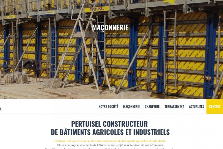 visuel accueil www.pertuisel-batiment.fr